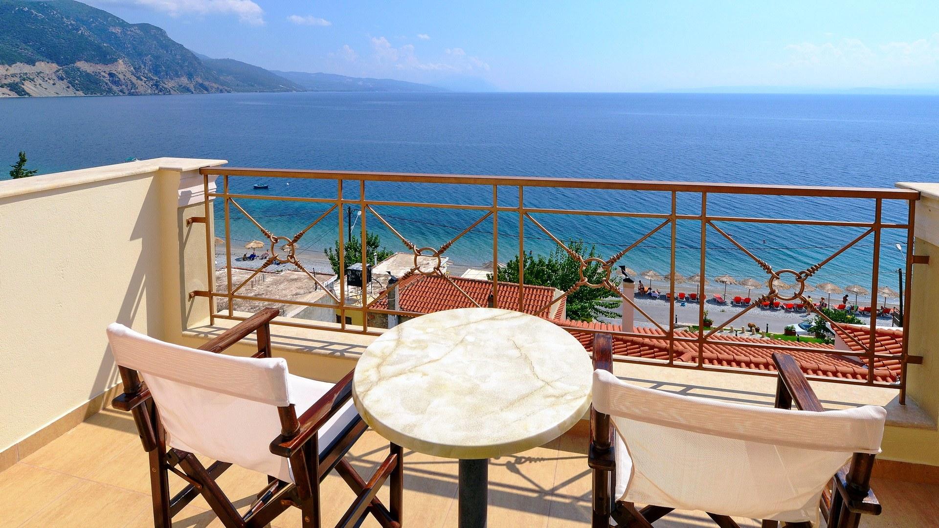 Ilia Mare Hotel - Β.Εύβοια